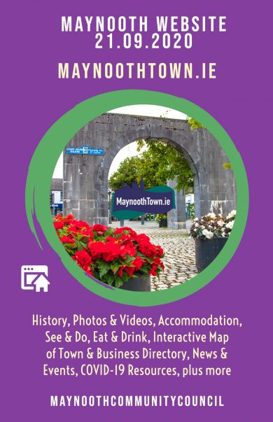 New Maynooth Website
