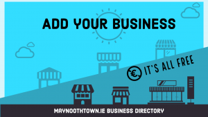 Maynooth Business Directory - add listing