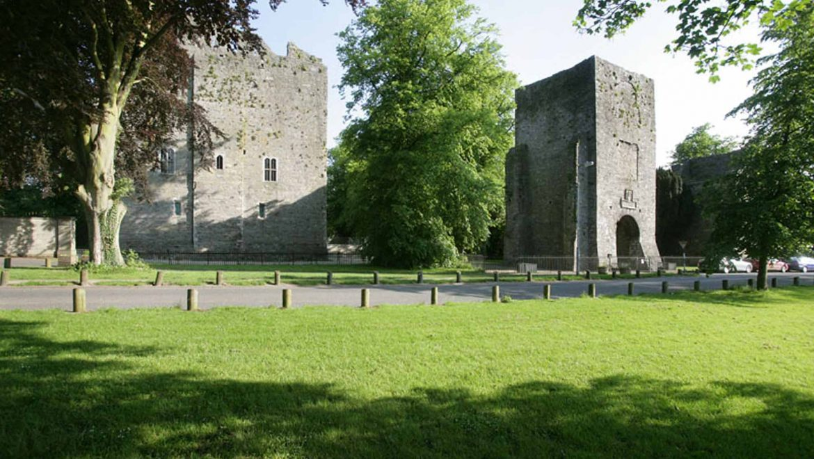Maynooth Castle