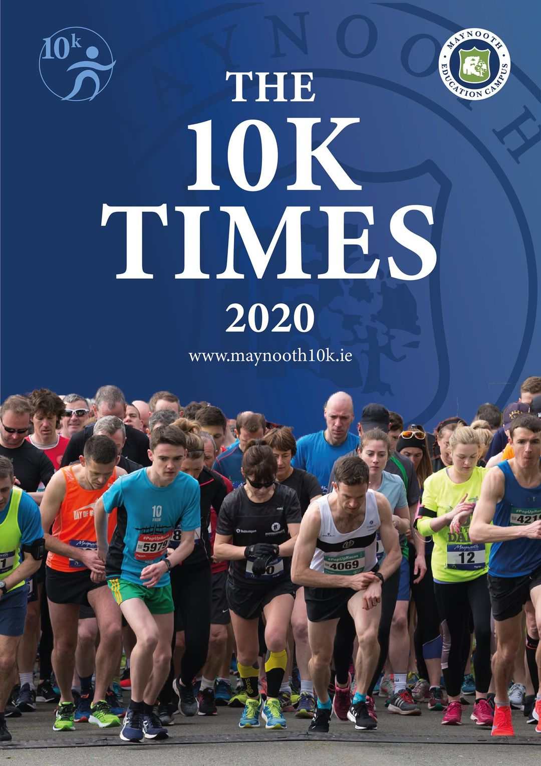 Maynooth 10k Times