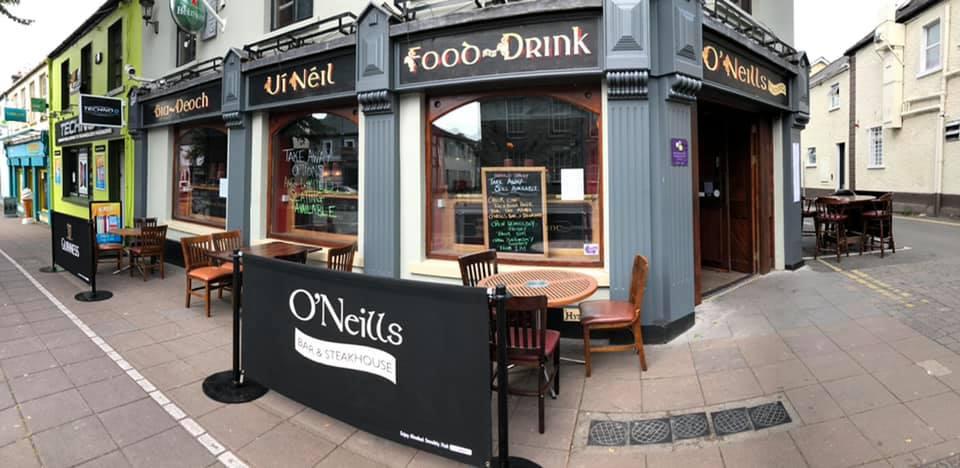 O'Neill's Bar & Steakhouse