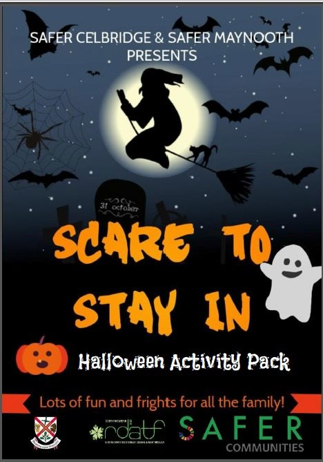 Scare to stay in - Halloween - maynoothtown.ie - Maynooth